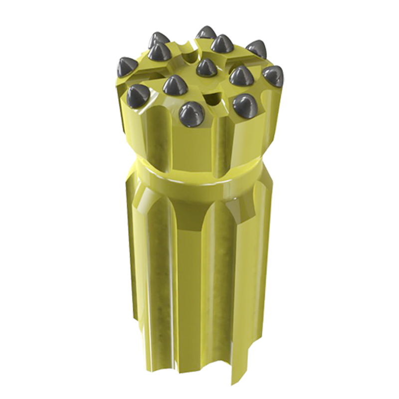 70mm-102mm T45 Retrac button bit