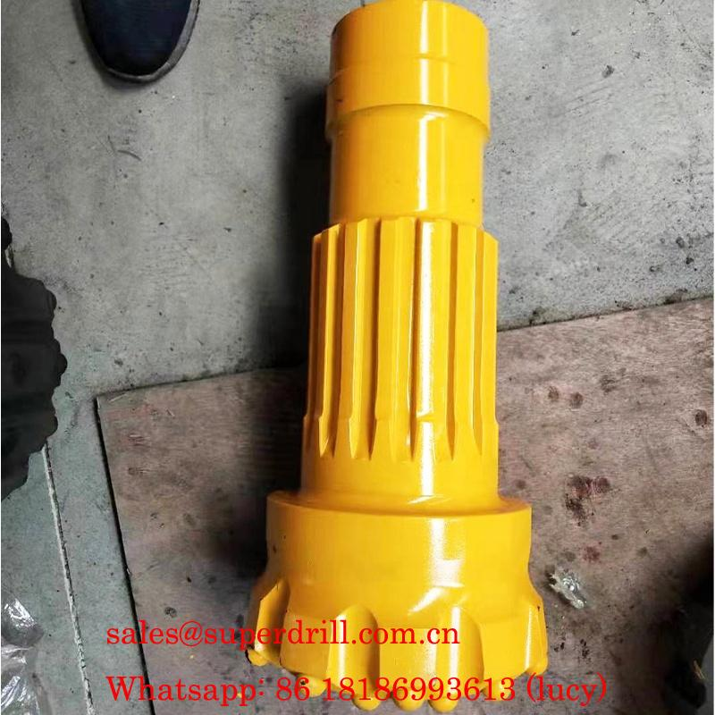 "4"" Atlas Copco Thread Oil Mining Hard Drilling Rock Bits"